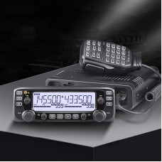 For ICOM IC-2730E Dual Band Transceiver VHF/UHF Dual Band Mobile Radio Upgraded Version Of IC-2720H