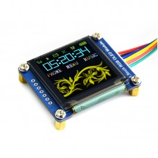1.5 Inch RGB OLED Display Module Display Screen Expansion Board For Jetson Nano Raspberry Pi