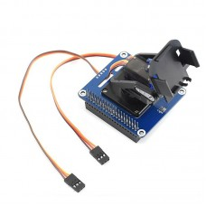 2DOF Pan Tilt Kit Expansion Board Unassembled PCA9685 TSL2581 Ambient Light Sensor For Raspberry Pi