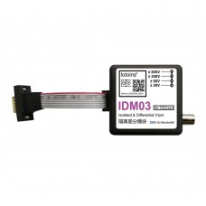 IDM03 Active Differential Isolation Module Bandwidth 300KHz Suitable For LOTO Oscilloscope OSC48xx