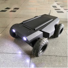 ROVER-V3.4 GPS Navigation Car Security Patrol Load 60KG Unmanned Vehicle Chassis For ROS Ardupilot