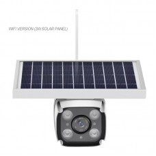 2MP Outdoor Solar Camera Household Wireless Solar Security Camera WiFi Version With 3W Solar Panel