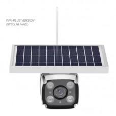 2MP Outdoor Solar Camera Household Wireless Solar Security Camera WiFi-PLUS Version 7W Solar Panel