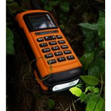 SHX-8800 Orange Dual Band Walkie Talkie 5W Two Way Radio Bluetooth Write Frequency Desktop Charger