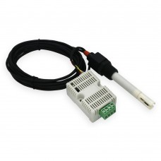 EC Sensor Transmitter Conductivity Sensor 0-4400us/cm With Output RS485 Online Water Quality Monitor