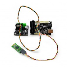 For Arduino Controller + Bluetooth Module + L298N Motor Driver Board For RC Smart Robot Tank Car