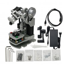 Samurai3 Rotating 3-Axis Robotic Arm Mechanical Arm Robot Arm Assembled Support G Code Control