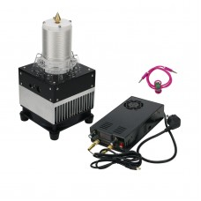 DIY HFSSTC Tesla Coil High Frequency Solid State Tesla Coil Candle Shaped Brand New Power Supply
