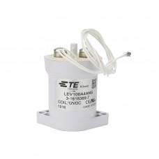 DC Contactor 12V Coil LEV100A4ANG 3-1618389-7 High-Voltage DC Relay For New Energy Vehicles