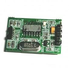 MY018 IRDA High-Speed Infrared To TTL Module Transparent Transmission 115200BPS Infrared SIR Module