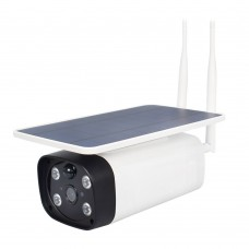 T5 2MP 1080P Wifi Solar Camera Waterproof Wireless Outdoor Security Camera Low Power Consumption