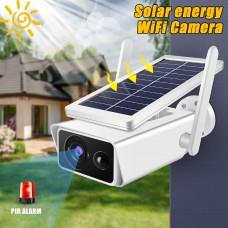 T13-2 WiFi Solar Camera 2MP Waterproof Outdoor Security Camera Wireless Farm Surveillance Camera