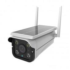 A8-WiFi HD Solar Camera Wireless Security Camera Wifi Outdoor Camera Wireless With 3W Solar Panel