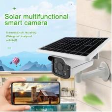 A8-WiFi Plus HD Solar Camera Wireless Security Camera Wifi Outdoor Camera With 7W Solar Panel