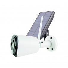 P1 2MP Wireless Camera Wifi Solar Camera Outdoor Security Camera Home Cellphone Remote Monitoring