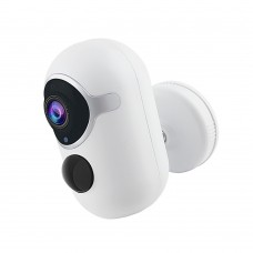 S3-SP Wifi Battery Camera Wireless Solar Camera Indoor Outdoor Motion Detection IP66 Low Power