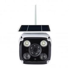 YN88 2MP Wifi Solar Camera 1080P Outdoor Security Camera Smart Remote Monitoring HD Night Version