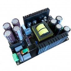 1500W Hifi Amplifier Power Supply Board LLC Soft Switching Power Supply 220V Input Dual DC Output