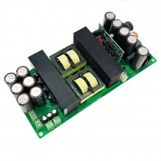 2000W Hifi Amplifier Power Supply Board LLC Soft Switching Power Supply 220V Input Dual DC Output