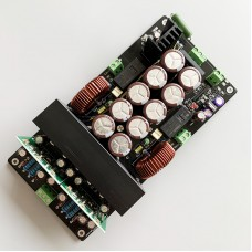 IRS2092 Amplifier Board 800Wx2 Hifi Power Amplifier Board IRFB4227 Power Tubes Protection Rectifier