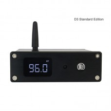 D3 Standard Version QCC5125 Bluetooth 5.0 DAC A PCM1794A Bluetooth USB Decoder Assembled Onboard USB