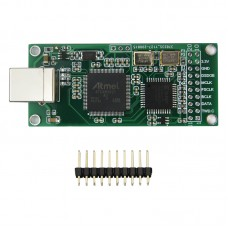 D1b USB Digital Interface Standard Version OSC Crystal Oscillator Replacement For Amanero DSD To I2S