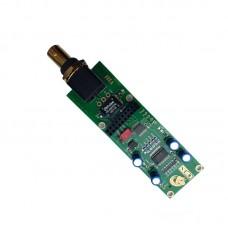 D1b Daughter Card Coaxial BNC Output For Italian USB Digital Interface DAC Decoder Board DIY Uses