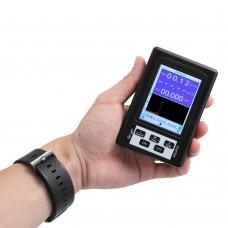 BR-9B Handheld Geiger Counter Nuclear Radiation Detector Radiation Dosimeter Semi-Functional Type