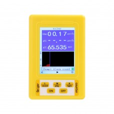BR-9C 2-In-1 Geiger Counter Nuclear Radiation Detector Dosimeter Electromagnetic Radiation Tester