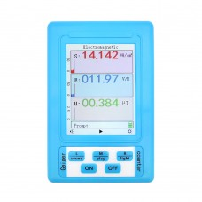 BR-9A Electromagnetic Radiation Detector Electromagnetic Radiation Tester High Accuracy EMF Meter
