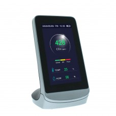 DM72C 400-5000PPM CO2 Detector Carbon Dioxide Detector Temperature Humidity Air Quality Detector LCD