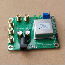 OCXO-ADJ-S 10MHz OCXO Board Frequency Reference 10K-250M Adjustable 8.4672M 11.2896M Small Size