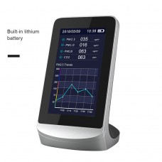 DM72B Air Quality Monitor Analyzer CO2 Detector PM2.5 Detector Formaldehyde Detector TVOC Meter