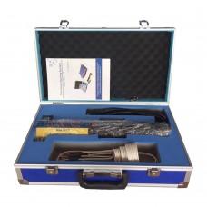 KIA-1KW Mini Induction Heater 1000W Handheld Mini Ductor Automotive Flameless Heater w/ Tool Case