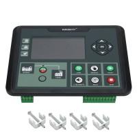 DC60D Generator Set Controller for Diesel/Gasoline/Gas Genset Parameters Monitor