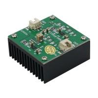 2PCS LT3045 1A Module Single Power Supply Module Linear RF Regulator Board Low Noise with Heat Sink