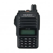For YAESU FT-4XR Dual Band Transceiver UHF VHF Radio Walkie Talkie For Driving Outdoor Sports