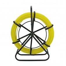 5mm*100m Fiberglass Cable Puller Reel Wire Cable Running Rod Duct Electric Reel Wiring Accessories