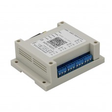 RTU-UNV-GSM-4C GSM Remote Control Switch GSM Gate Opener 4 Channel Relay Module GSM Controller
