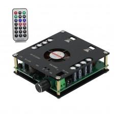 XH-A126 High Power Amplifier Board Bluetooth 5.0 Digital Power Amplifier TDA7498E 160Wx2