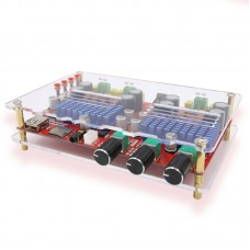 XH-M560 High Power Amplifier Board TPA3116D2 Bluetooth 2.1 Digital Power Amp For U Disk TF Card