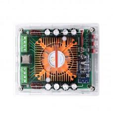 XH-A373K Car Bluetooth 5.0 Amplifier Board High-End Audio Amplifier Board High Power TDA7850H 4*50W