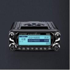 For ZASTONE D9000 Multiband FM Transceiver 50KM Car Walkie Talkie Mobile Radio Mobile Transceiver
