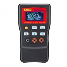 MLC500 Inductor & Capacitor Meter Anti-Burning High-Precision Automatic Ranging LC Meter 500KHz