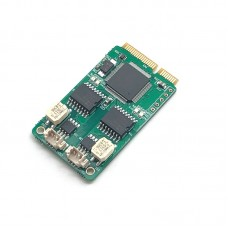 MiniPCIe-CAN Mini PCI Express To CAN Interface Card USB To CAN 3.3VCAN For USB CAN Bus Protocol