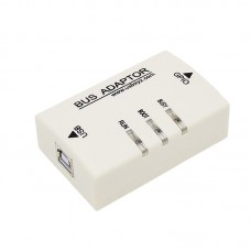 UTA0301 Bus Adaptor Bus Adapter Industrial High-speed USB To SPI I2C PWM ADC GPIO UART CAN IIC