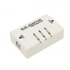 UTA0302 Bus Adaptor Bus Adapter High-Speed USB To SPI I2C PWM GPIO UART CAN  Adjustable Port Voltage