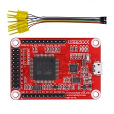 UTA0101 Bus Adapter High-speed USB To SPI I2C PWM ADC GPIO UART CAN LIN Adapter Monitoring Analyzer