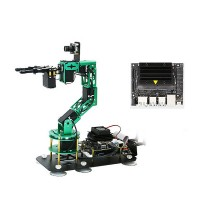 DOFBOT AI Vision Robotic Arm 6 Axis Robot Arm Assembled w/ ROS Mainboard For JETSON NANO 4GB B01