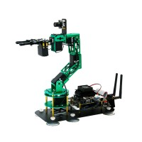 DOFBOT AI Vision Robotic Arm 6 Axis Robot Arm Assembled w/ ROS Without Mainboard For JETSON NANO